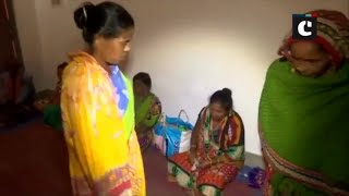 Cyclone Titli: People evacuate to relief camps in Gopalpur
