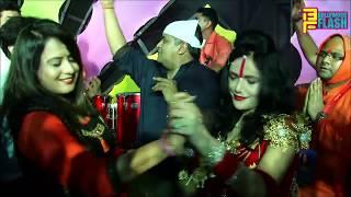 Radhe Maa Inaugurated Navratri Festival Dhamaal Dandiya 2018