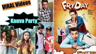 FRYDAY | KAUVAPARTY | Govinda KAUVA PARTY DANCE Musically Tiktok | ANAM DARBAR, MRUNAL, Mr.MNV