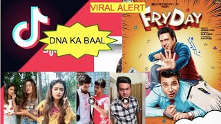 FRYDAY | Govinda DNA KA BAAL Dialogue Musically Tiktok - Awaz Darbar, Nagmaa, Mr.MNV, And More