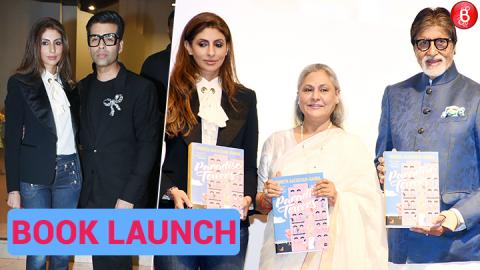 Launch Of Shweta Bachchan Nanda's Debut Novel Paradise Towers | Amitabh Bachchan , Jaya Bachchan