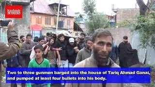 Unknown gunmen killed Hurriyat member in Shopian