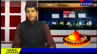 Trade Unions,Bank and Roadways Strike in RAJASTAN news telecasted on JANTV