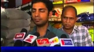 RAJ Govt raid on hoarders, seizes pulses kota and alwar  news on JANTV