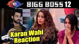 Karan Wahi Reaction On Bigg Boss 12   I HATE IT