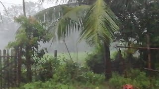Live Video! | 24 hr Continuous Rain | Titli Cyclone, Odisha