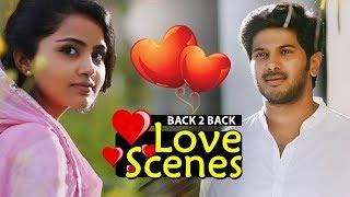 Dulquer Salmaan Anupama Parameswaran Love Scenes - Latest Love Scenes Telugu - Bhavani HD Movies