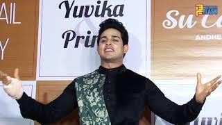Priyank Sharma At Prince - Yuvika Sangeet Ceremony - Full Interview