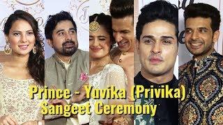 Full Video: Prince - Yuvika (Privika) Sangeet Ceremony - Ranvijay,PriyankSharma,Karan Kundra