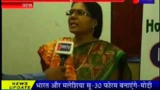 Social Welfare Minister (Bihar Assembly) Manju  Sharma on JANTV