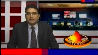 Jaipur jewellery  Show-2015 inaugurated by RAJ CM Vasundhara Raje news telecasted on JANTV