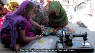 A Billion & One Voices: Empowering Women through Silayi (Stitching) Centre