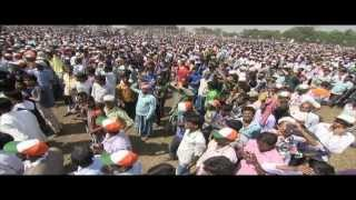 Sonia Gandhi's Public Rally at Raiganj, West Bengal on 22nd April 2014