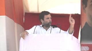 Rahul Gandhi Addresses Public Rally Kanpur, Uttar Pradesh 28 April 2014