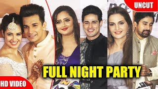 Prince & Yuvika Sangeet Ceremony | Full Night Party | Mehndi - Sangeet - Cocktail PARTY