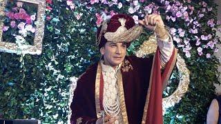 Prince Narula As Dulha GRAND Entry At Prince - Yuvika Wedding