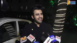 Pearl V Puri At  Prince Narula & Yuvika Chaudhary Narula Wedding - Full Interview