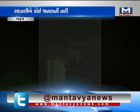 Bharuch: Fire breaks out in 2 Raw Houses of Uparali Village   Mantavya News