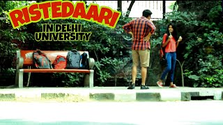 RisteDaari in Delhi University