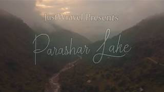 Parashar Lake Trek with JustWravel #wravelerforlife