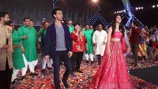 Aayush Sharma And Warina At FALGUNI PATHAK Garba 2018 | Chogada Tara | Navratri 2018 | LoveYatri