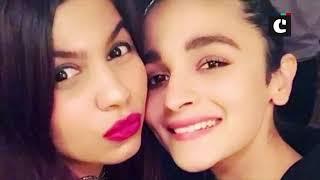 Alia Bhatt's message for sister Shaheen will melt your heart