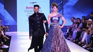 Guru Randhawa First Ramp Walk With Gorgeous Urvashi Rautela | Bombay Times Fashion Week 2018
