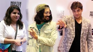 Top YouTubers Ashish Chanchlani & Bhuvan Bam At 8th Edition Of India Film Project