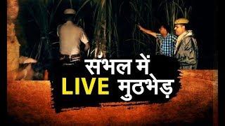 SAMBHAL पुलिस को बड़ी सफलता, 25 हजार के इनामी बदमाश ... | SAMBHAL | UP | IBA NEWS |