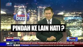 Newsbuzz: Kartu Politik ARB & Bencana Alam Jadi Komoditas Politik