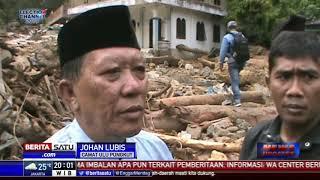 Mutiah Dikebumikan Berdampingan dengan 11 Korban Banjir Bandang Lainnya