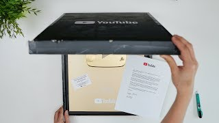Rasanya dapetin Gold Play Button dari Youtube :)