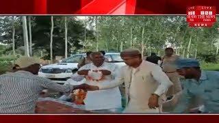 [ Amethi ] अमेठी के मऊ गांव में क्षेत्रीय विधायक वह राज्य मंत्री का हुआ आगमन / THE NEWS INDIA