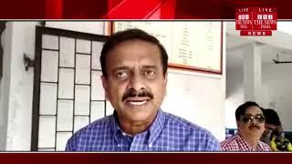 [Chandauli ] चन्दौली दानापुर रेल मंडल के डीआरएम रंजन प्रकाश ठाकुर ने सकलडीहा स्टेशन का किया निरीक्षण