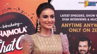 Surbhi Jyoti At Zee Rishtey Awards 2018 - Full Interview