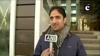 J&K municipal polls: Former NC leader Junaid Mattu casts vote