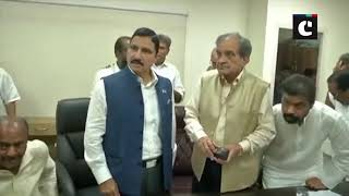 TDP MPs meet Steel Minister Birender Singh over demand of Kadapa steel plant