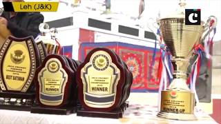 JKCA organises cricket tournament to boost young players