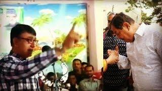 Amjadullah Khan Funny Speech On Mumtaz Khan | #MBT VS AIMIM | @ SACH NEWS |