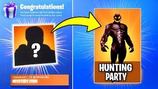 NEW FREE SKIN SECRET HUNTING PARTY in SEASON 6 (Fortnite WEEK 7 SECRET SKIN) Fortnite Battle Royale