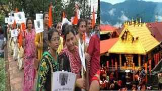Sabarimala verdict: Ayyappa devotees from Goa protest on Panjim streets