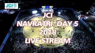 JCI NAVRATRI LIVE DAY 5