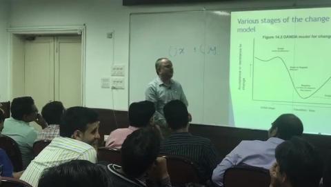 Sanjiva Shankar Dubey | Managing IT For Orginizations Session-5