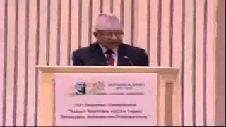 Shri Madhav Nepal's speech at Jawaharlal Nehru Commemorative International Conference 2014