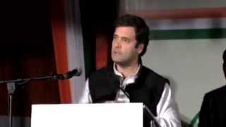 We have to fight back and reconnect with the people: Rahul Gandhi at IYC Alumni Meet, 2014