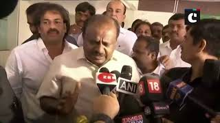 2 seats will be contested by JDS in upcoming by-elections in 3 LS seats: Kumaraswamy