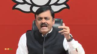Sidhu's comment reeks of the anti-south mindset of the Congress party: GVL Narsimha Rao