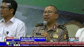 Kasus Peluru Nyasar Ruang DPR, Polisi Tangkap Inisial I