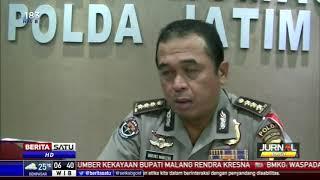 23 Napi Terorisme Polda Jawa Timur Dibawa ke Jakarta