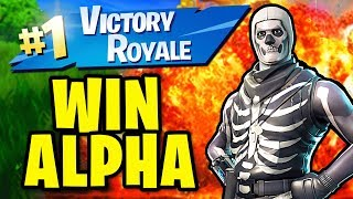 How to Win all Alpha Tournament (SOLO) Competition Matches in Fortnite Season 6